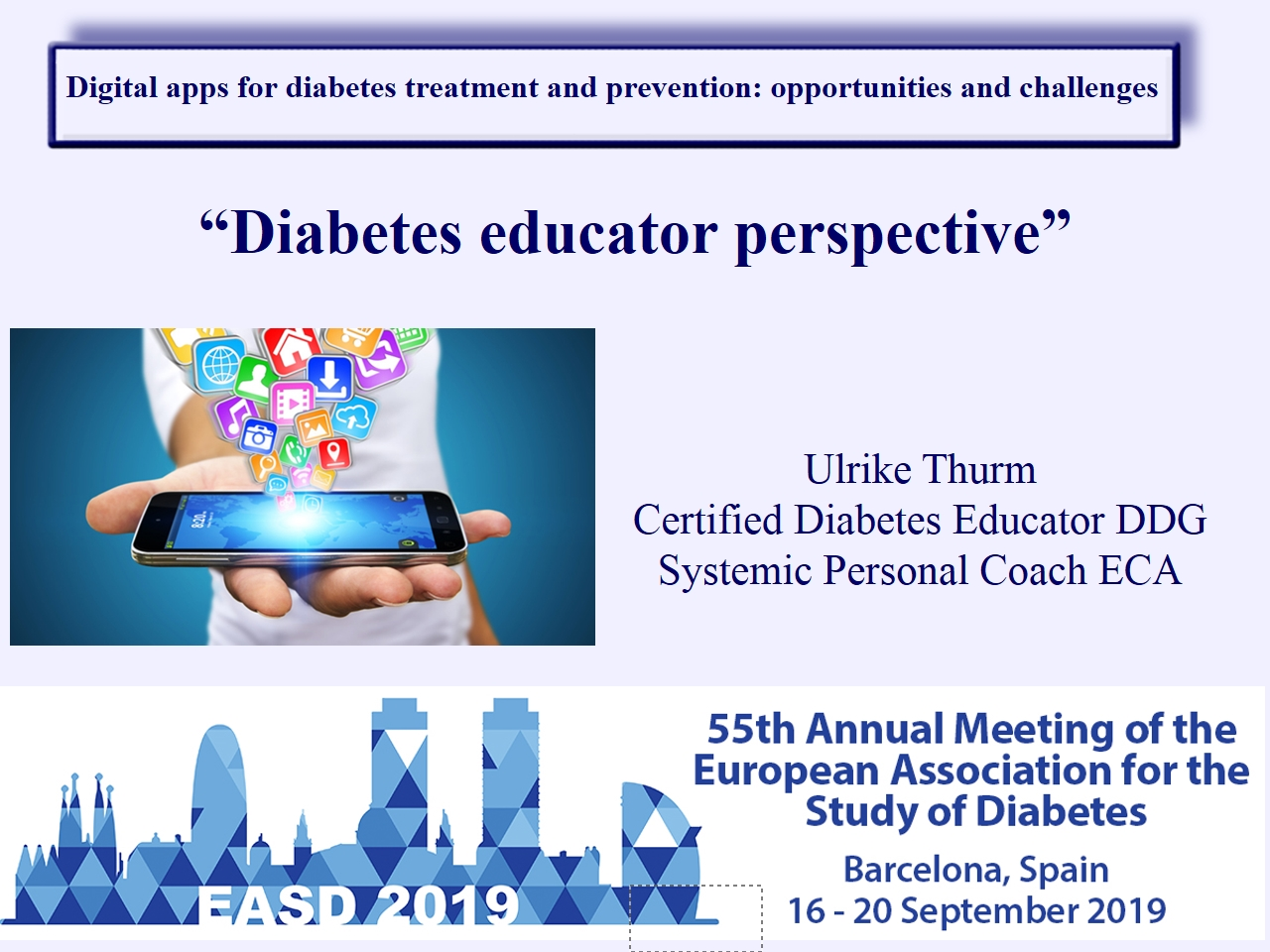 easd diabetes technology dusseldorf